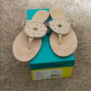 Jack Rogers Gerogica Jelly